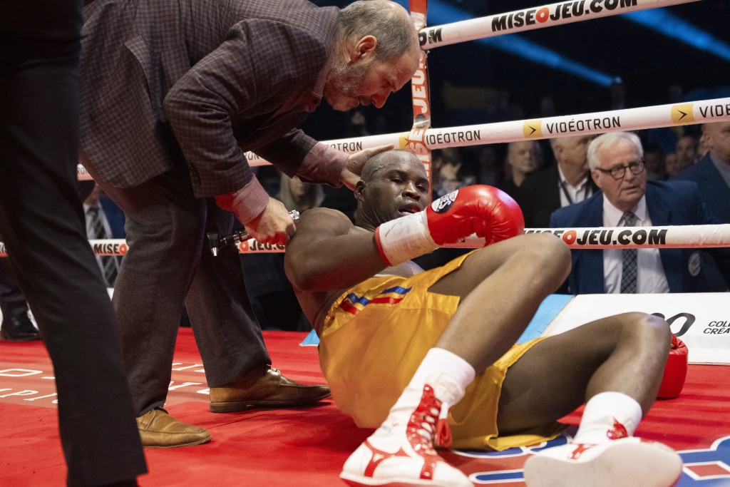Canadian boxer Stevenson in critical condition after knockout