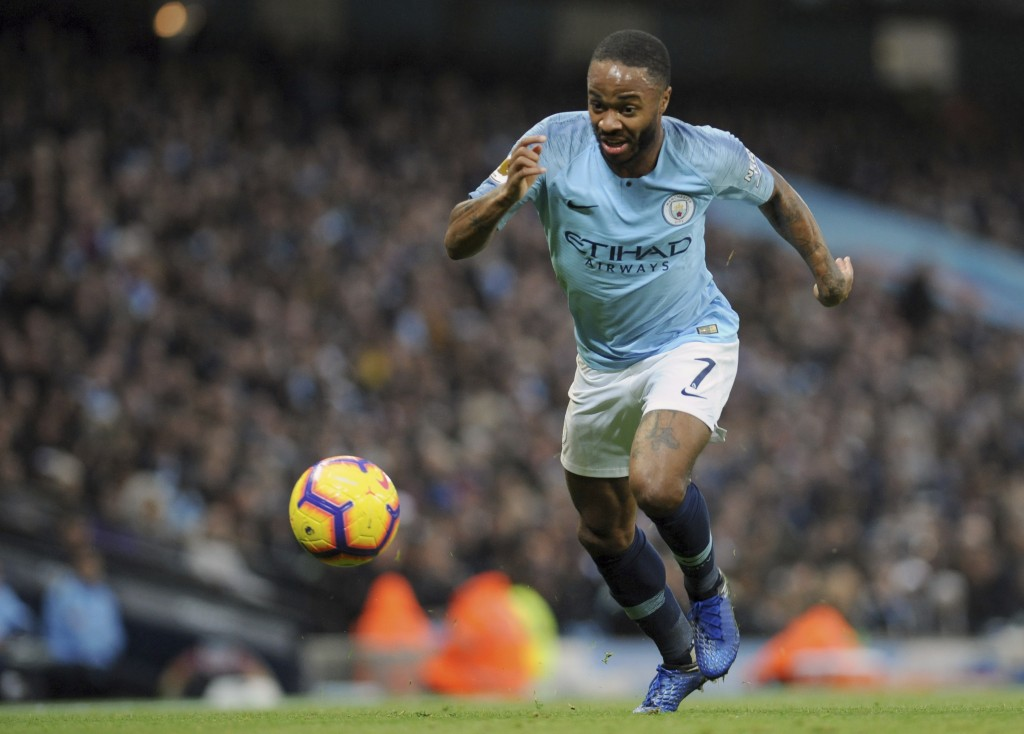 Understrength Man City rack up 6th straight win in EPL