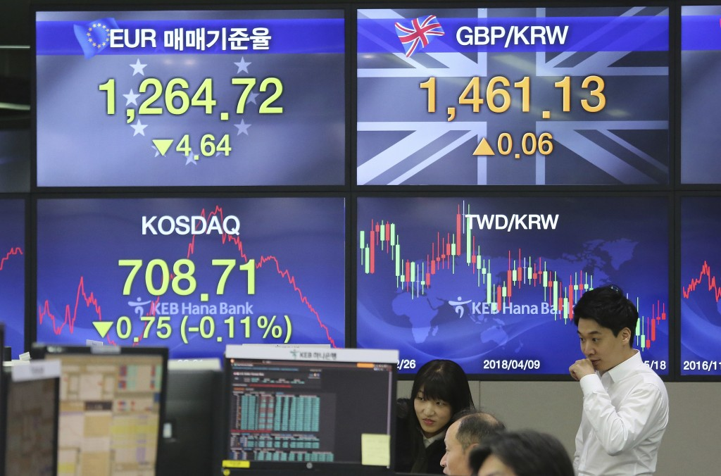 Asian Stock Rebounds Following China-US Trade Truce