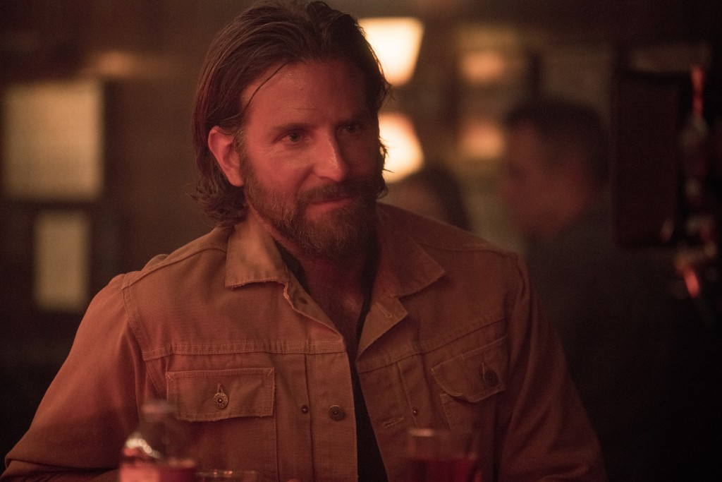 "This image released by Warner Bros. shows Bradley Cooper in a scene from the latest reboot of the film, ""A Star is Born."" On Thursday, Dec. 6, 2018, C"