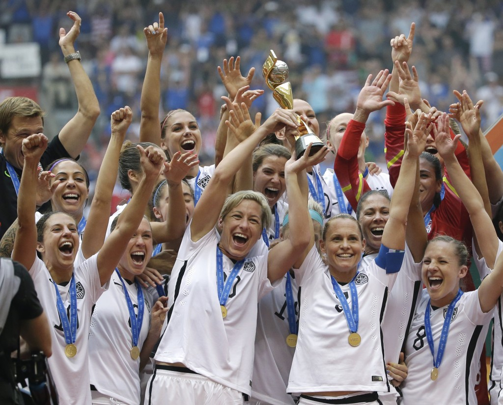 U.S. Women's National Soccer Team to play May 16 at Busch