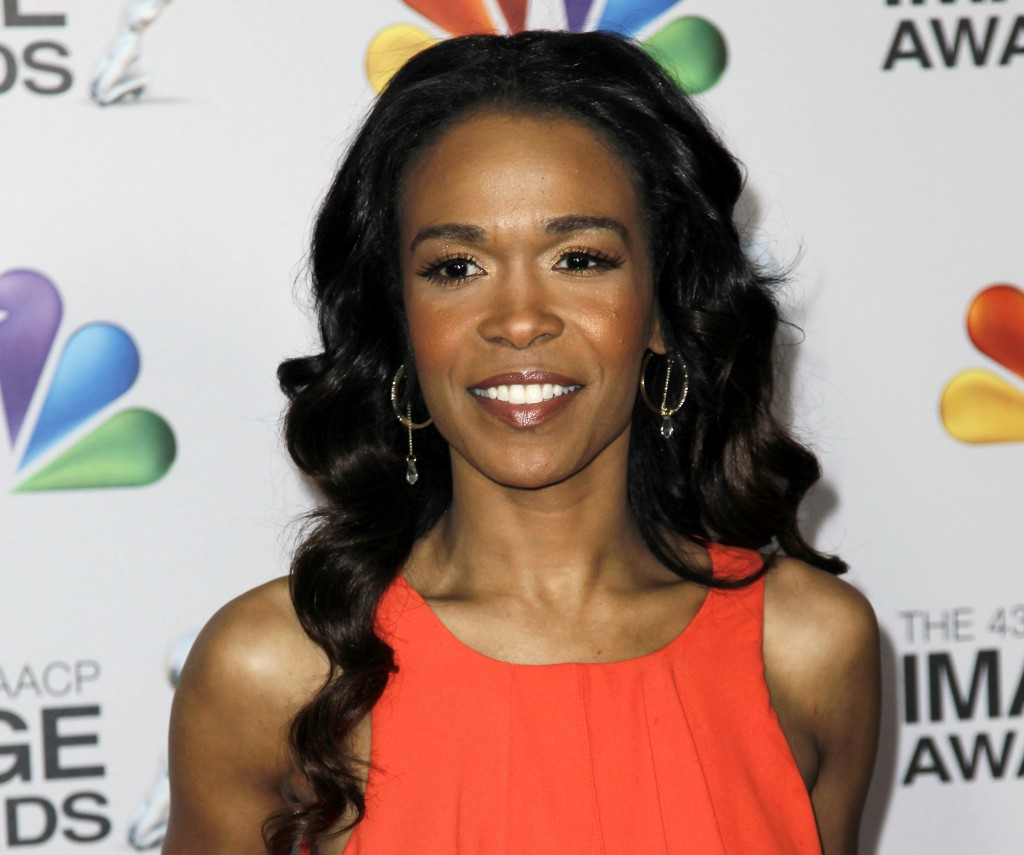 FILE - This Feb. 17, 2012 file photo shows singer-actress Michelle Williams at the 43rd NAACP Image Awards in Los Angeles.  The Destiny's Child singer