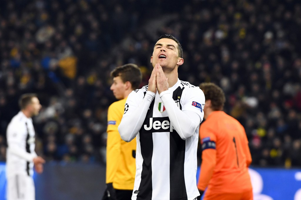 Cristiano Ronaldo: Juventus forward talks Champions League chances after 'easy' claim