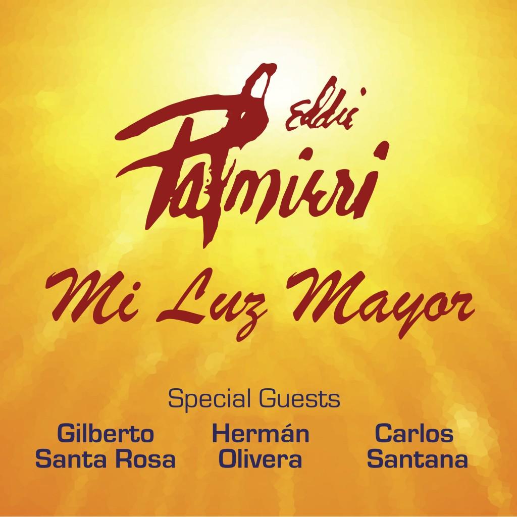 "This cover image released by Ropeadope shows ""Mi Luz Mayor,"" a release by Eddie Palmieri. (Ropeadope via AP)"