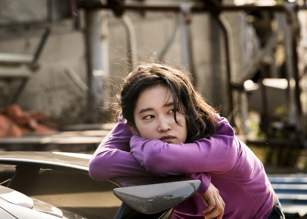 """This image released by Well Go USA Entertainment shows Jong-seo Jeon in a scene from """"Burning."""" (Well Go USA Entertainment via AP)"""