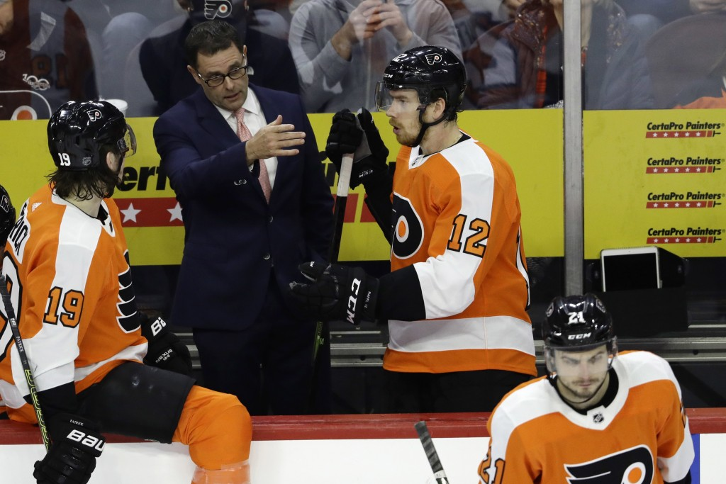 NHL: Philadelphia Flyers 3-2 Detroit Red Wings