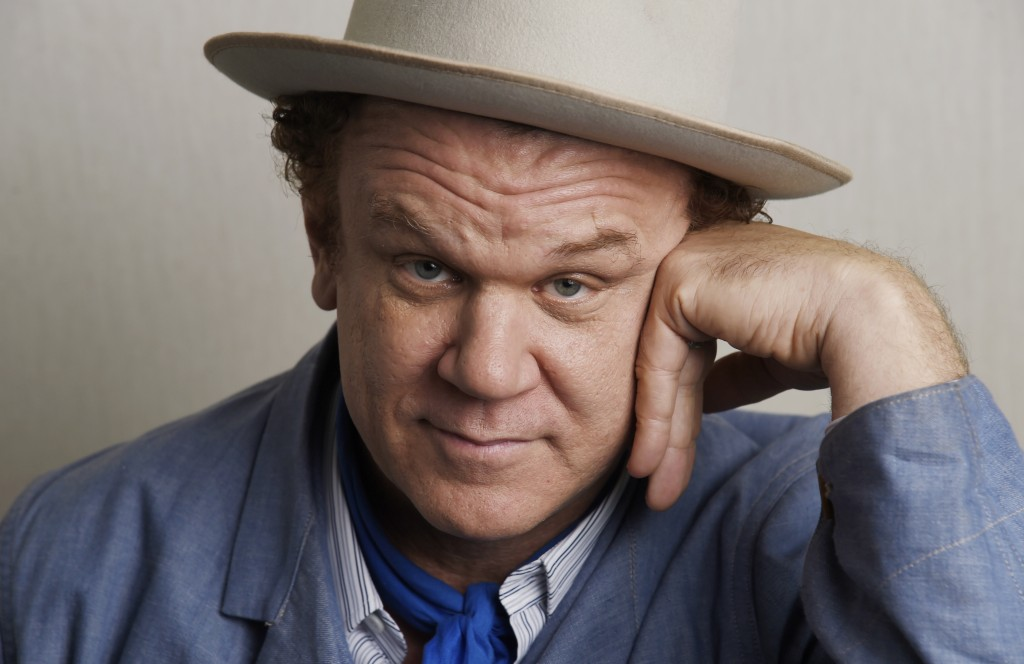 In this Sept. 8, 2018 photo John C. Reilly, poses for a portrait at the Adelaide Hotel during the Toronto International Film Festival in Toronto. Reil