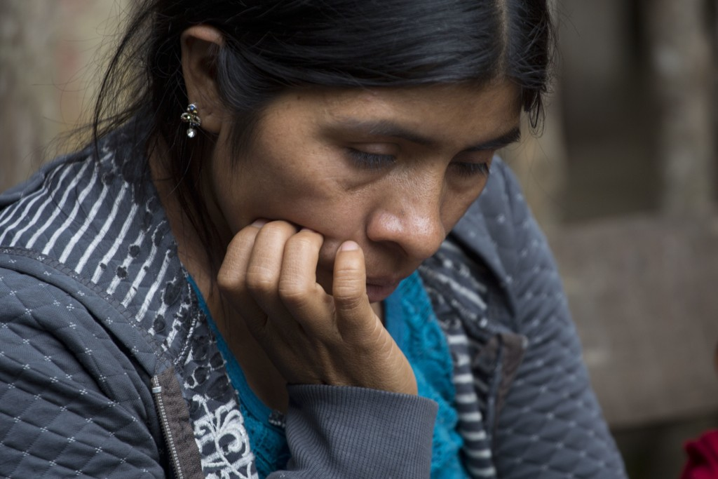 Catarina Alonzo Perez, the mother of Felipe Gomez Alonzo, the second Guatemalan child this month to die while in U.S. custody near the Mexican border,...