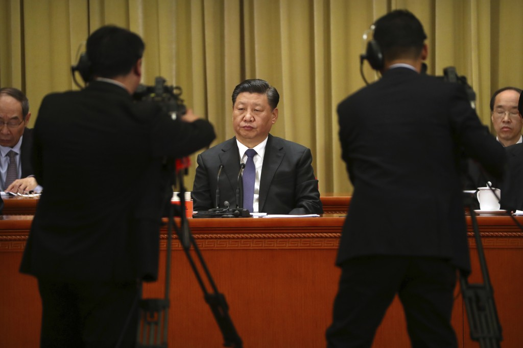 China's Xi Jinping threatens resort to 'force' to unify with Taiwan