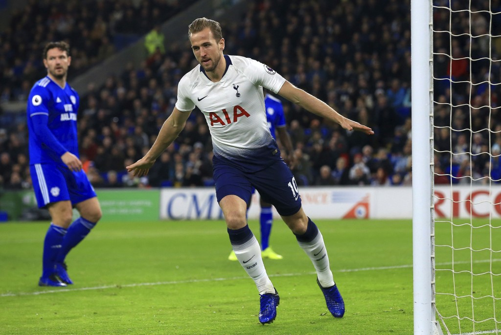 Harry Kane Chalks Off Fantastic Milestone As Spurs Smash Cardiff