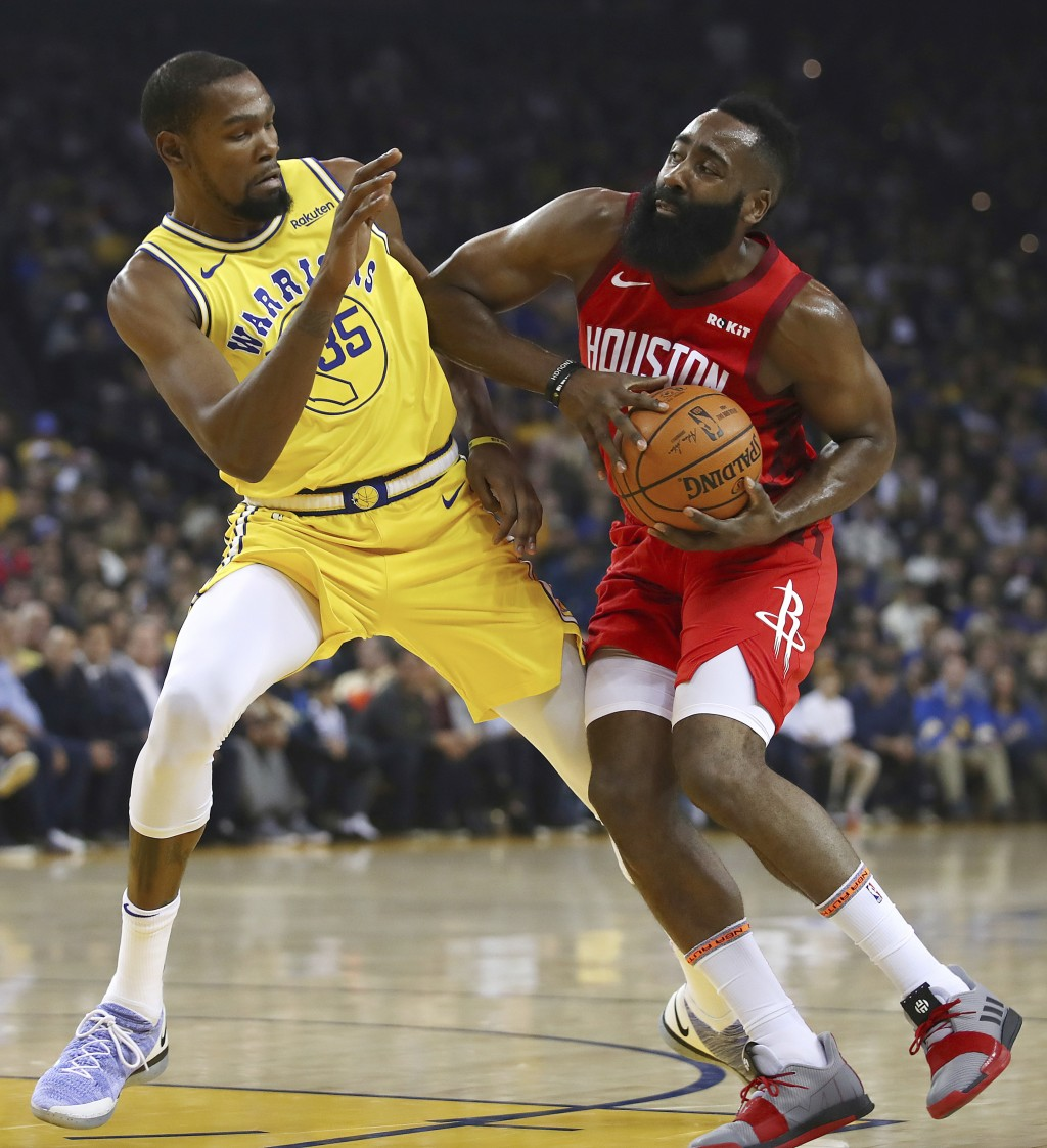 Houston Rockets House Jr: James Harden Rallies Rockets In OT To Beat Wa...