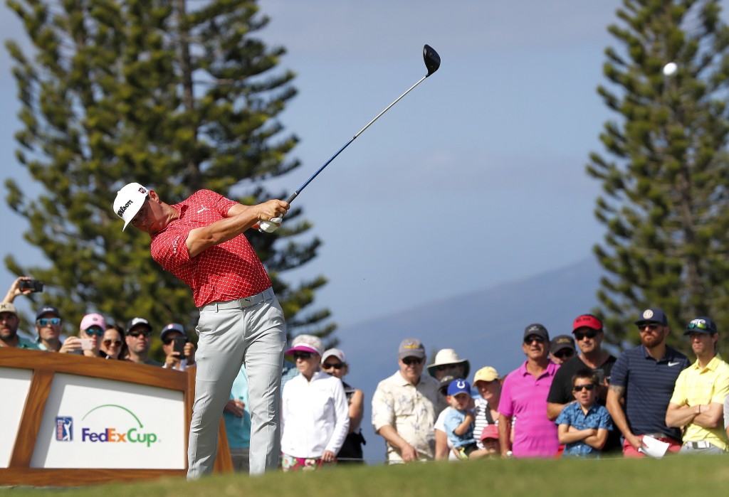 Schauffele shoots 61 to win at Kapalua