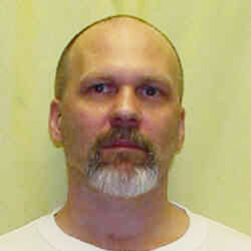 This undated photo provided by the Ohio Department of Rehabilitation and Correction shows Warren Keith Henness. The Ohio man sentenced to death in the...