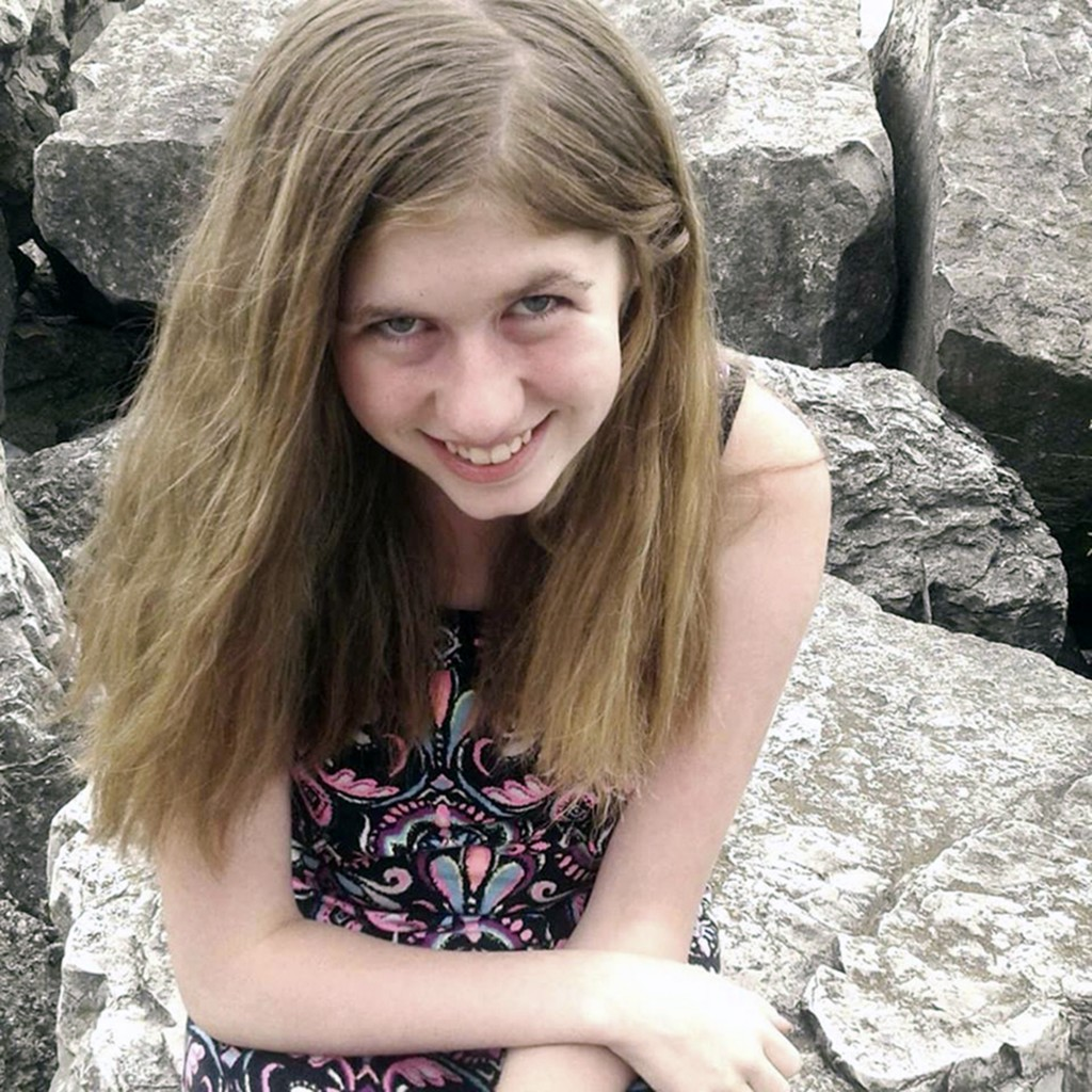 FILE - This undated file photo provided by Barron County, Wis., Sheriff's Department, shows Jayme Closs, who was discovered missing Oct. 15, 2018, aft