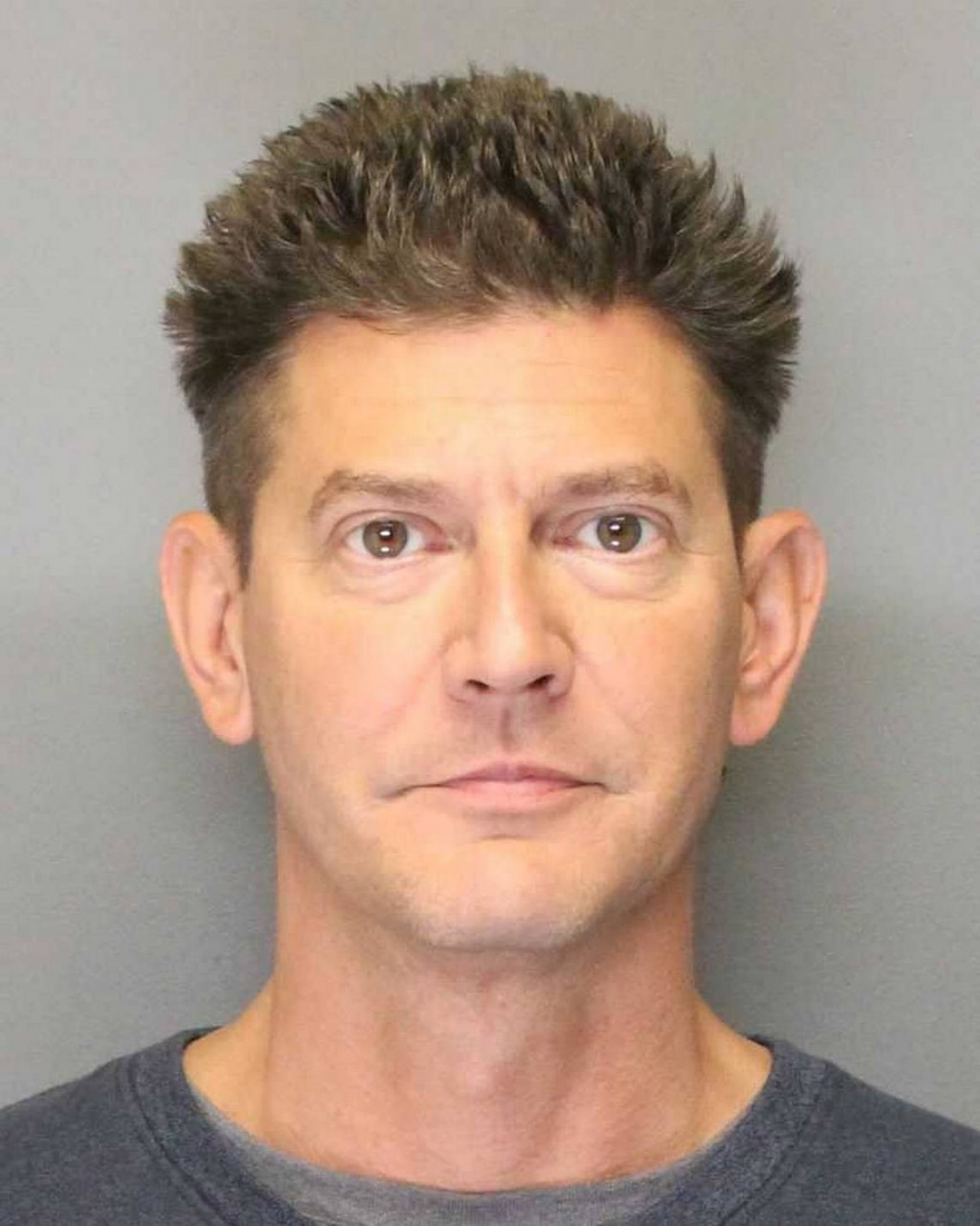 This 2018 booking photo released by the Yolo County Sheriff's Office shows Kevin Douglas Limbaugh. Authorities identified the 48-year-old Limbaugh as