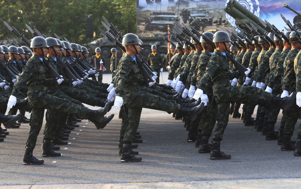 Thai military chief urges loyalty ahead of ex    | Taiwan News