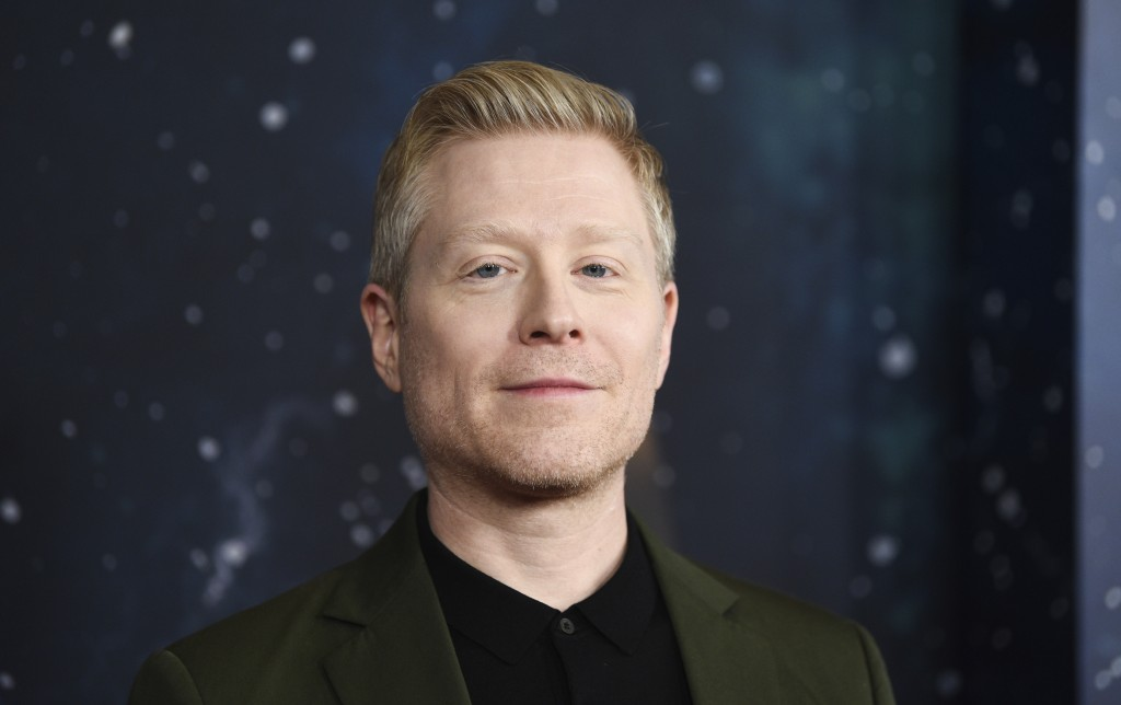"""Actor Anthony Rapp attends the """"Star Trek: Discovery"""" season two premiere at the Conrad New York on Thursday, Jan. 17, 2019, in New York. (Photo by Ev..."""