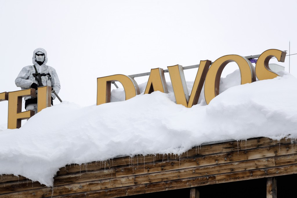 Davos 2019: Trade worries sour CEOs' mood as leaders converge on Davos