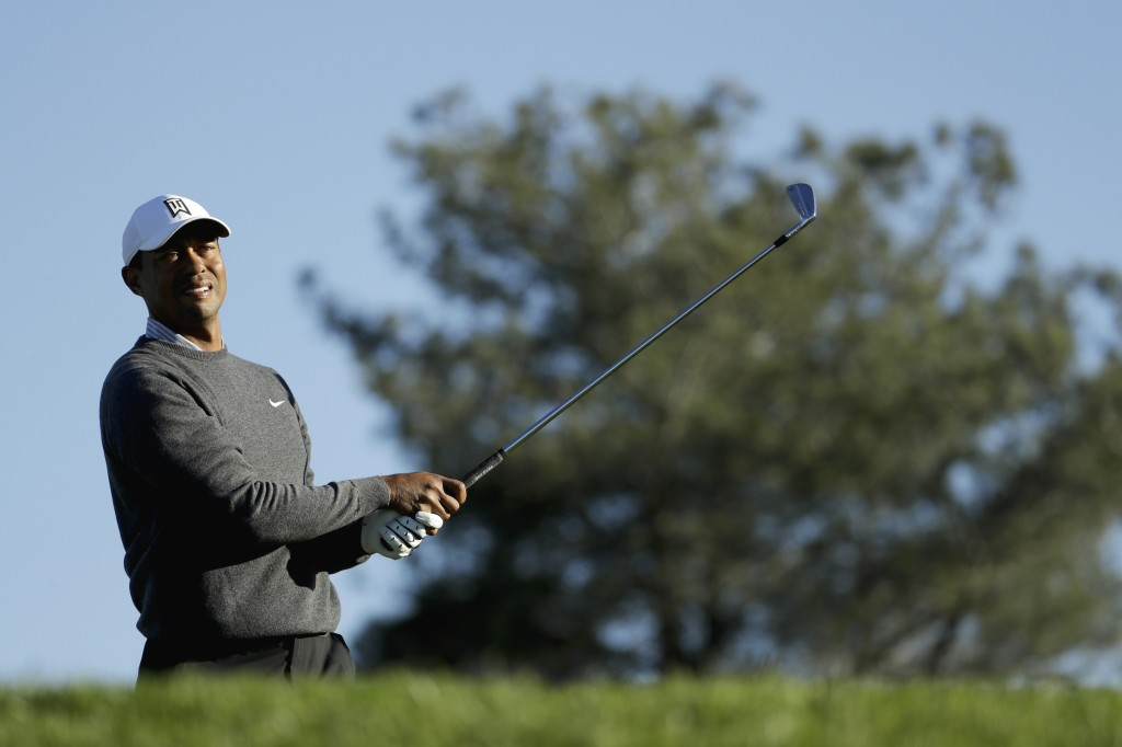 Tiger to make 2019 PGA debut alongside Finau, Schauffele