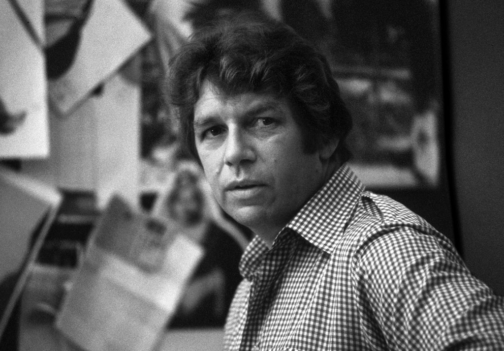 """This image released by HBO shows journalist Pete Hamill who is the focus of the HBO documentary """"Breslin and Hamill: Deadline Artists,"""" premiering on ..."""