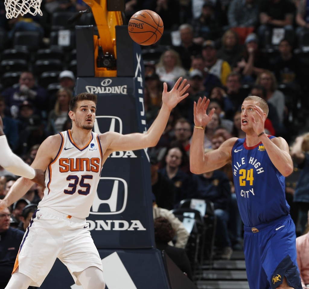 Nuggets Overcome Jokic Suspension To Beat Sun...