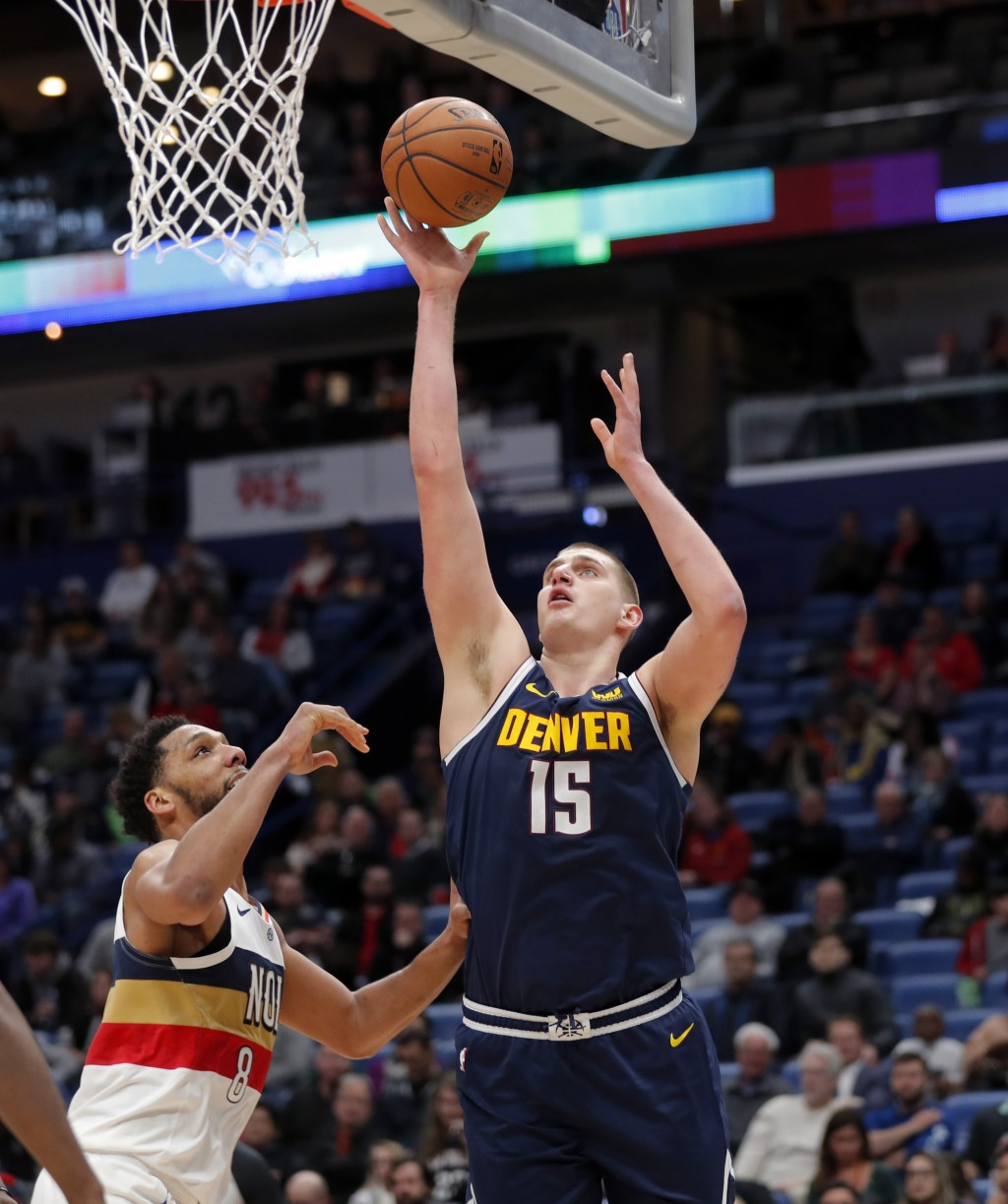Jokic Has Triple-double, Nuggets Beat Pelican...