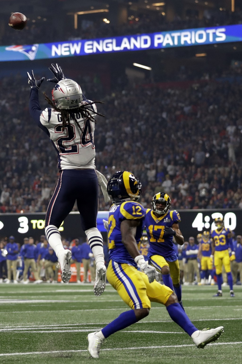 75bfadce Column: No love for the defense in Super Bowl... | Taiwan News