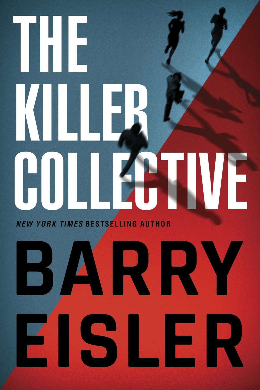 """This cover image released by Thomas & Mercer shows """"The Killer Collective,"""" by Barry Eisler. (Thomas & Mercer via AP)"""