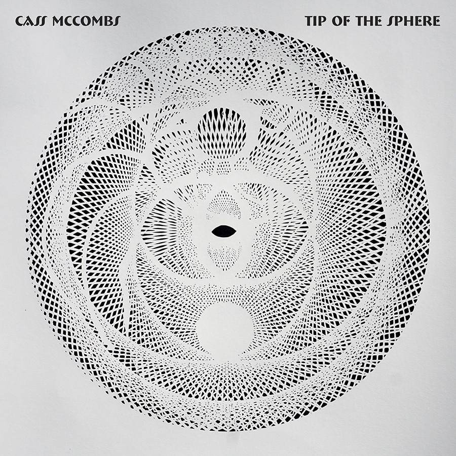 "This cover image released by ANTI- shows ""Tip of the Sphere,"" a release by Cass McCombs. (ANTI- via AP)"