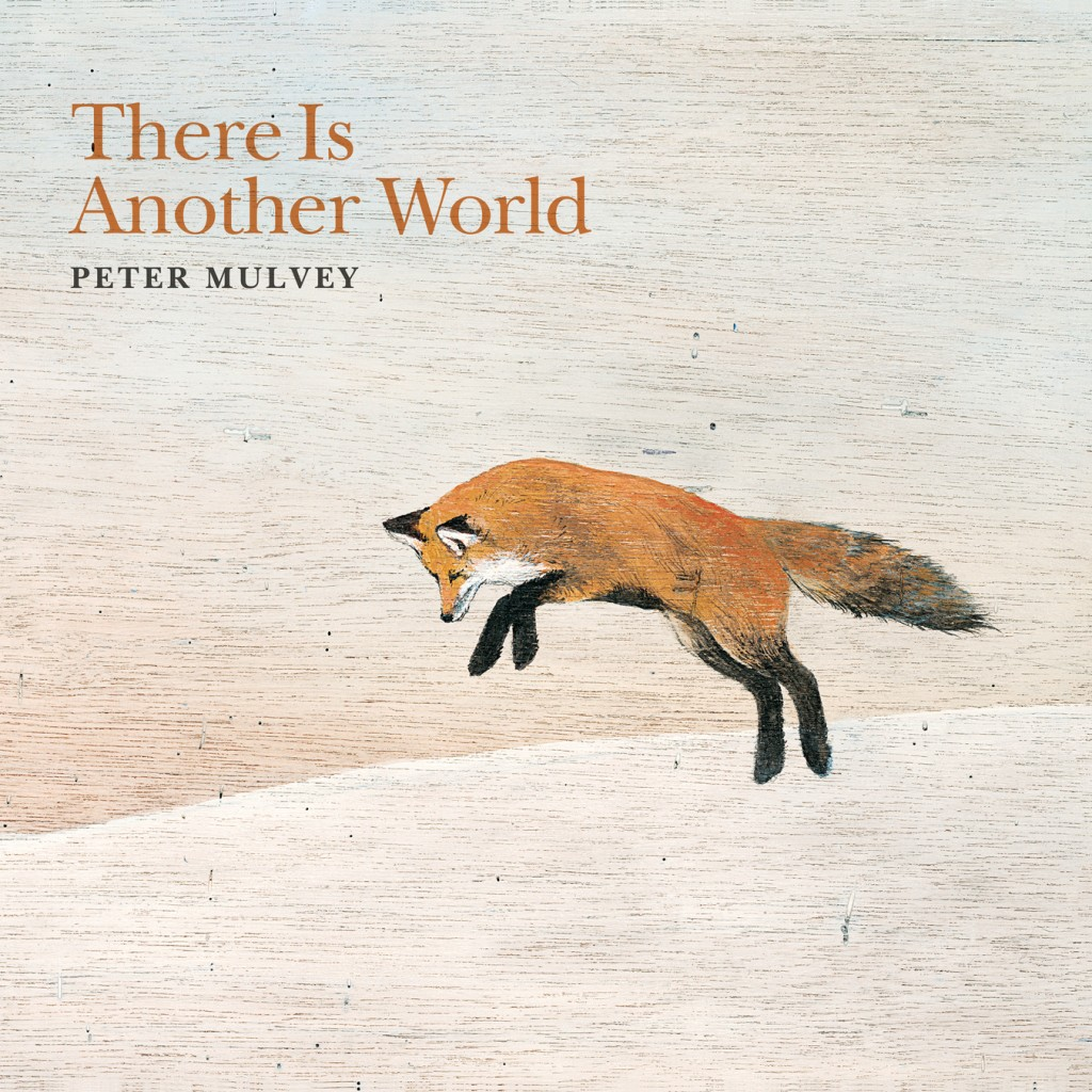 """This cover image released by Righteous Babe Records shows """"There Is Another World,"""" a release by Peter Mulvey. (Righteous Babe Records via AP)"""