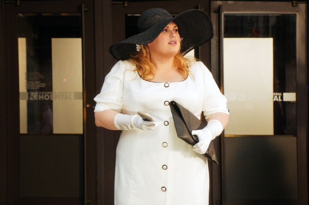 """This image released by Warner Bros. Pictures shows Rebel Wilson in a scene from """"Isn't It Romantic."""" (Warner Bros. Pictures via AP)"""