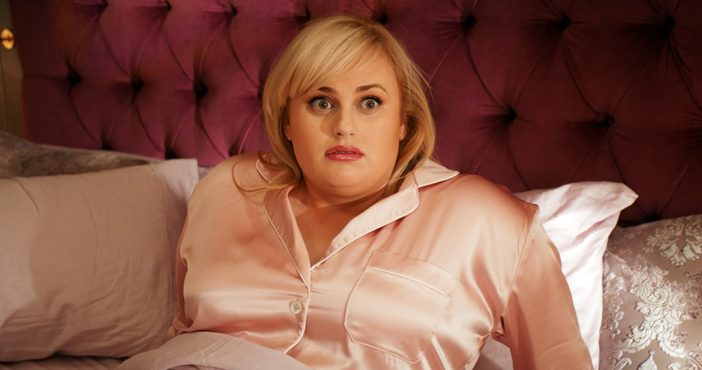 "This image released by Warner Bros. Pictures shows Rebel Wilson in a scene from ""Isn't It Romantic."" (Warner Bros. Pictures via AP)"