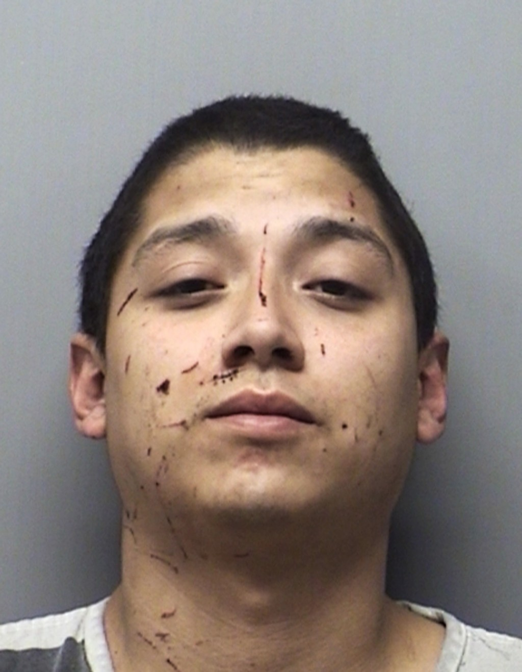 This undated photo provided by the From Wise County Sheriff's Office shows Andrew Joseph Fabila. Deputies on Tuesday, Feb. 12, 2019, discovered two ma