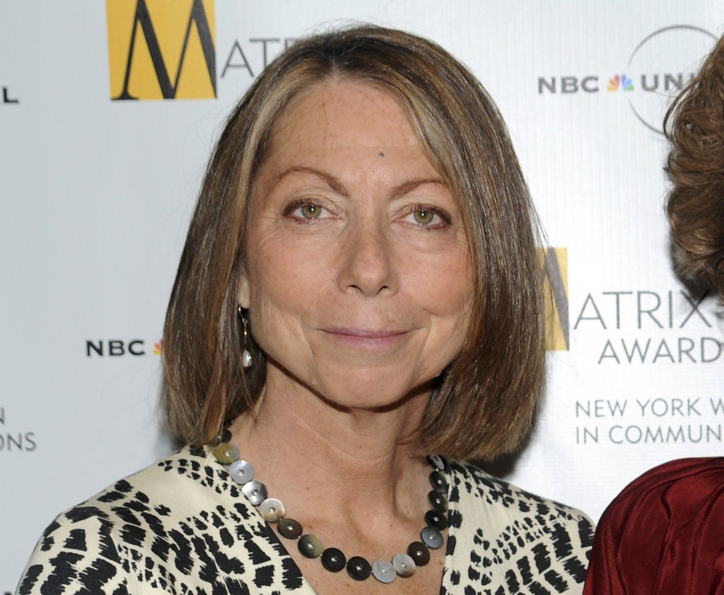 FILE - In this April 19, 2010, file photo, Jill Abramson attends the 2010 Matrix Awards presented by the New York Women in Communications at the Waldo...