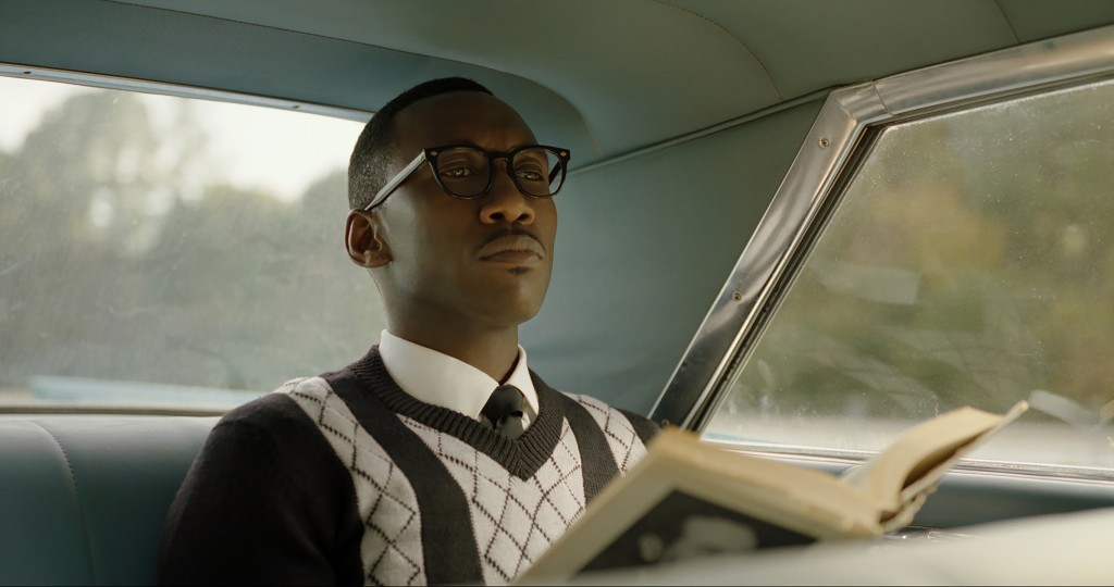"This image released by Universal Pictures shows Mahershala Ali in a scene from ""Green Book."" Ali is nominated for an Oscar for best supporting actor f..."