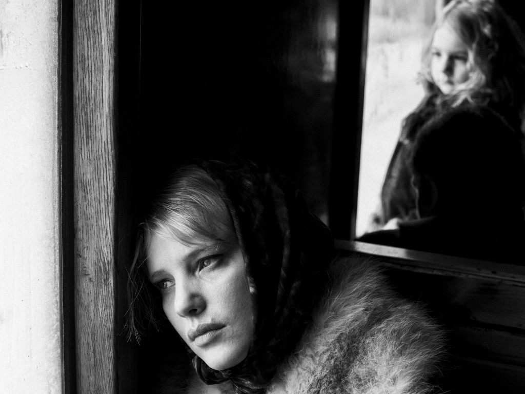 "This image released by Amazon Studios shows Joanna Kulig in a scene from ""Cold War."" The film is nominated for an Oscar for best foreign language film..."