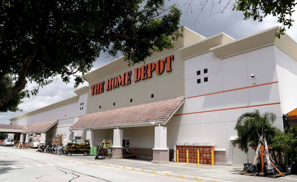 Home Depot Sales Cool Along With Real Estate Market Taiwan News 2019 02 26