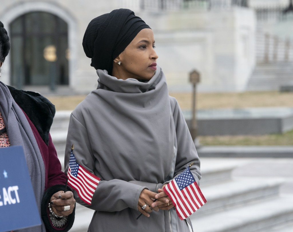 Judge Jeanine Pirro Questions Rep. Omar's Allegiance To Sharia Law