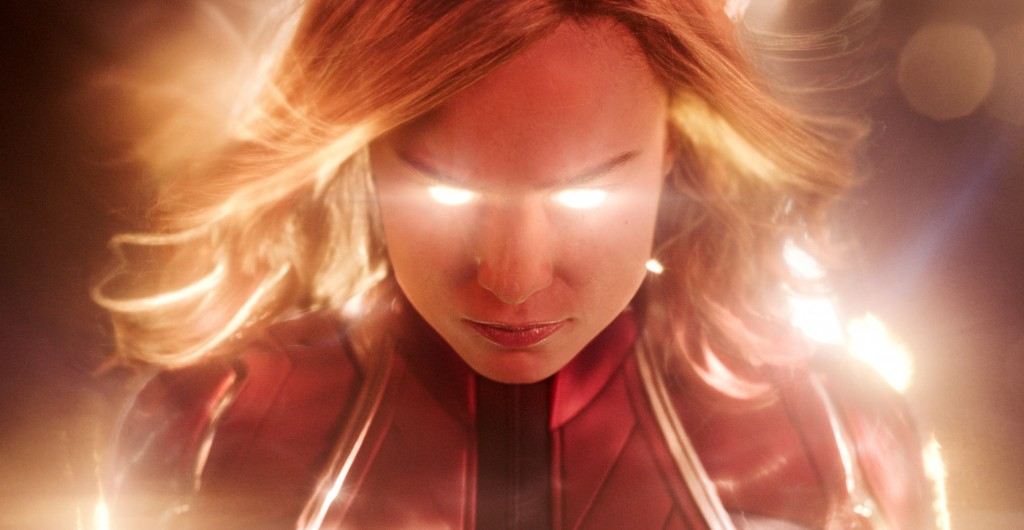 Female Marvel superhero tops weekend box office