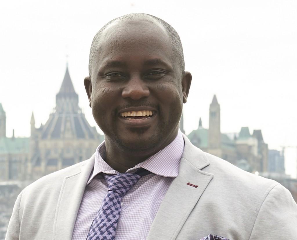 This undated photo provided by Carleton University shows Pius Adesanmi. Adesanmi, a Nigerian professor with Carleton University in Ottowa, Canada, was...