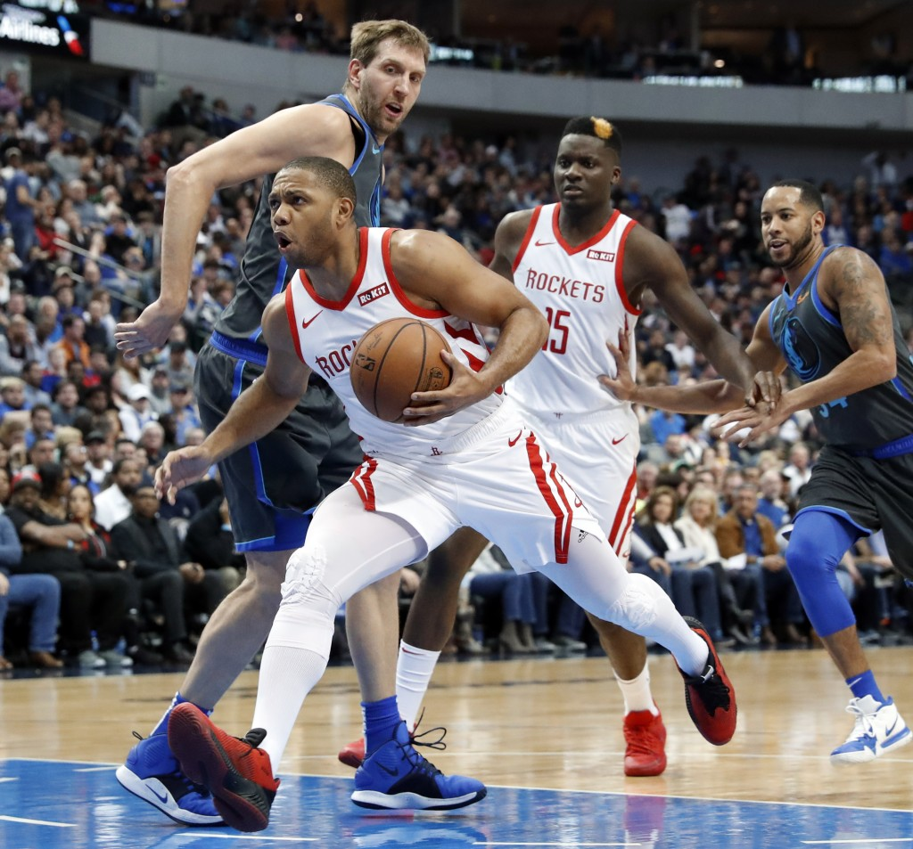 Rockets star Harden expected to face Mavericks