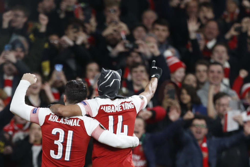 Europa League draw: Arsenal in nightmare quarter-final