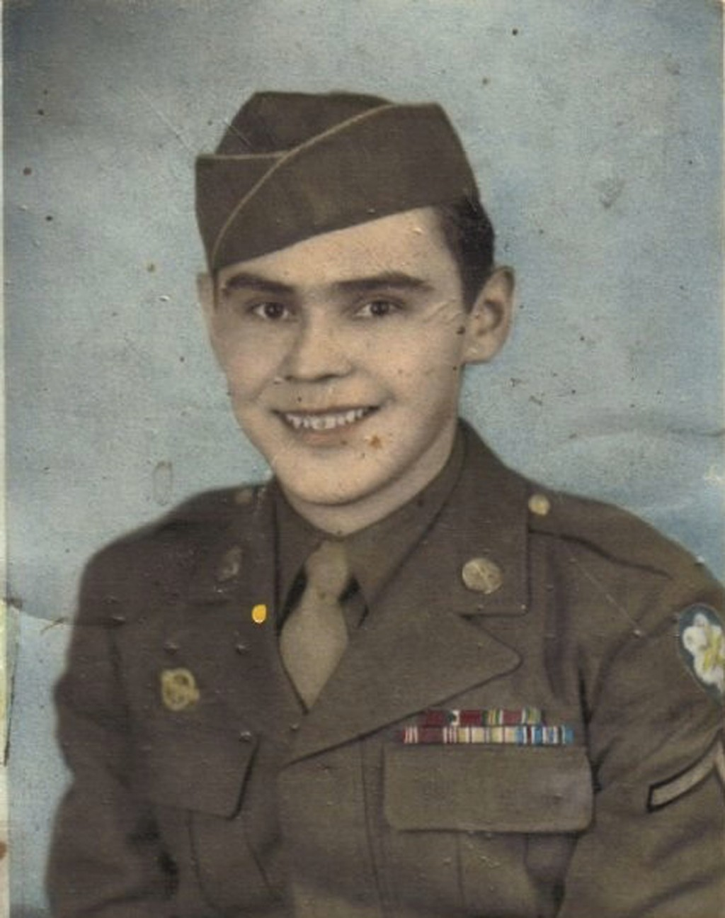 This undated photo provided by relatives shows the late Army veteran Richard Bean Sr. of Hoonah, Alaska. Bean was among five long-deceased men who are...