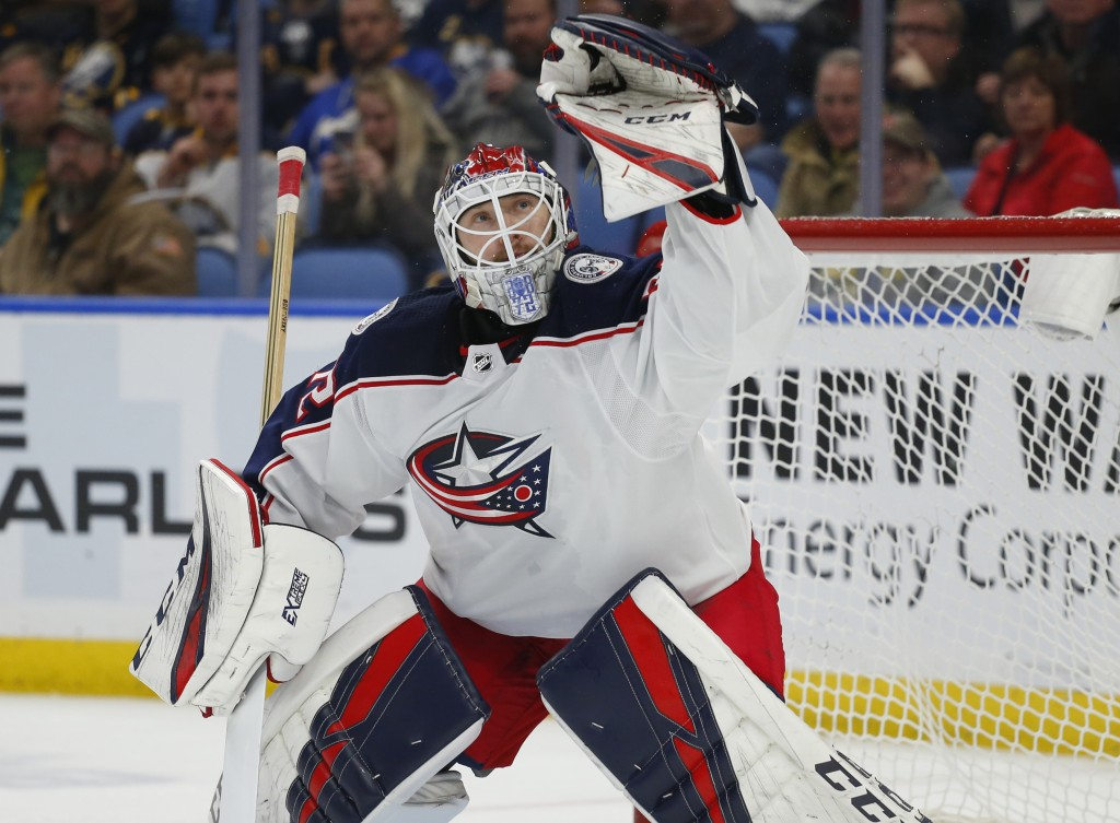 Senators end season with 6-2 loss against Blue Jackets
