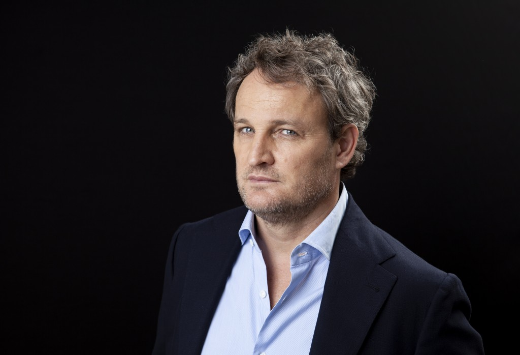 """This March 19, 2019 file photo shows Jason Clarke posing for a portrait to promote his film """"Pet Sematary"""" at the Four Seasons Hotel in Los Angeles. (..."""