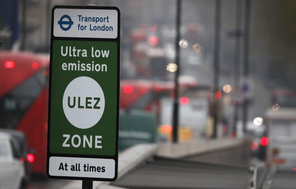 London ULEZ 'will NOT stop new dirty diesels'
