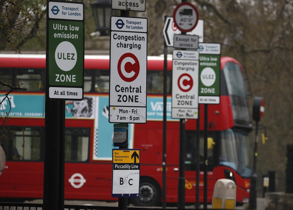 London ULEZ: Non-compliant vehicles fall since T-Charge introduction