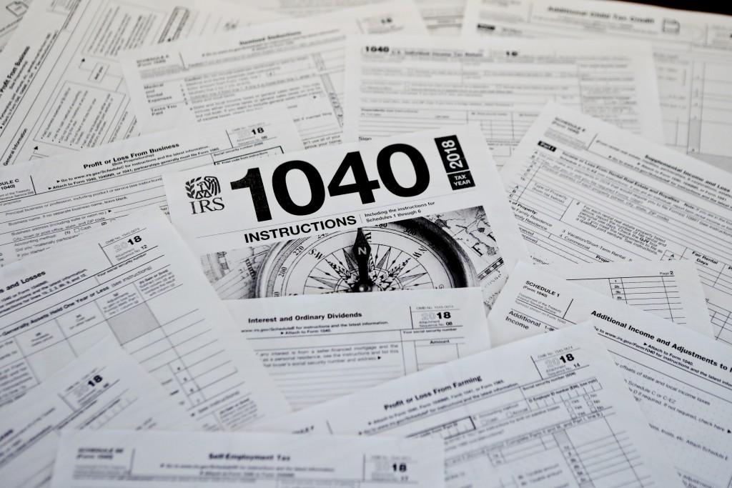 IRS head: Average 2018 tax refund, $2,833, cl    | Taiwan News