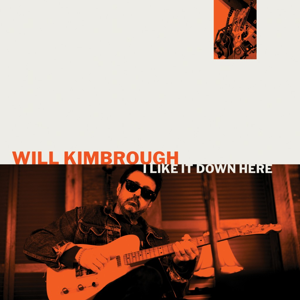 """This cover image released by Soundly Music shows """"I Like It Down Here,"""" a release by Will Kimbrough. (Soundly Music via AP)"""