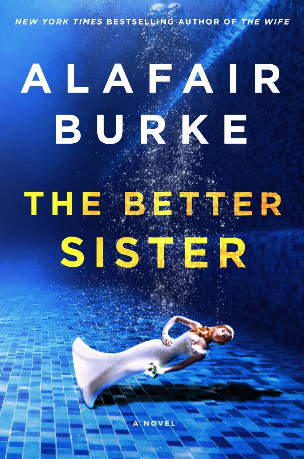"""This book cover image released by Harper shows """"The Better Sister,"""" a novel by Alafair Burke. (Harper via AP)"""